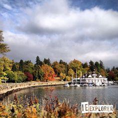 O Stanley Park é uma das principais atrações de Vancouver, ponto de encontro de todas as idades, onde você pode praticar esportes, curtir o clima 'outdoors' da cidade, fazer piqueniques e até conferir shows de graça. #ieexplorer