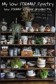 Home Interior Kitchen .Home Interior Kitchen Kitchen Shelves, Kitchen Pantry, New Kitchen, Mint Kitchen, Vintage Kitchen, Kitchen Yoga, Vintage Pantry, Open Pantry, Kitchen Soffit