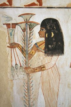 ♔ Tumba de Menna ~ Luxor ~ Egypt
