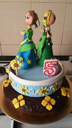 Elsa ed Anna fever!