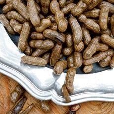 southern cajun boiled peanuts