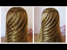 Tuto simple hairstyle Braided horse tail for every day long hair / . Everyday Hairstyles, Trendy Hairstyles, Girl Hairstyles, Braided Hairstyles, Wedding Hairstyles, Viking Hair, Hair Art, Hair Looks, Dyed Hair