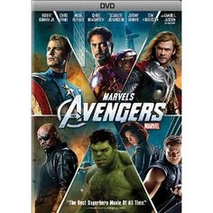 Marvel's The Avengers - Marvel makes cinematic history as it unites the super hero team-up of a lifetime.), the Hulk (Mark Ruffalo), Thor (Chris Hemsworth), and Captain America (Chris Evans) assem. - All product - DVD Avengers 2012, Marvel Avengers, Avengers Movies, Marvel Movies, Avengers Poster, Avengers Cast, Nick Fury, Joss Whedon, Jeremy Renner