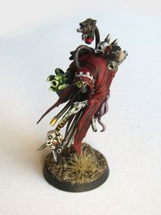 Magos Prime by Shuggnuggath on http://www.bolterandchainsword.com/topic/298180-taghmata-omnissiah/