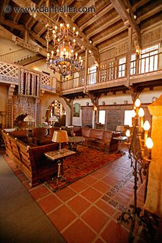 Scotty's Castle, Death Valley