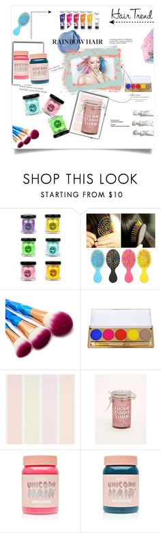 """""""Untitled #110"""" by natasharadmilovic78 ❤ liked on Polyvore featuring beauty, Winky Lux, Torrid and Lime Crime"""