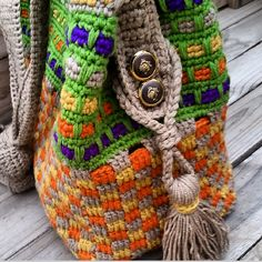Ravelry: Tuscany tote pattern by Holly Ferrier