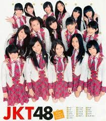 Lirik Lagu Kokoro No Placard (Papan Penanda Isi Hati) - JKT48 - Lirik Lagu Dong