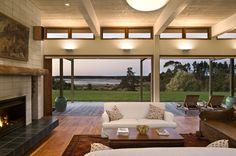 Studio Pacific: good indoor outdoor flow