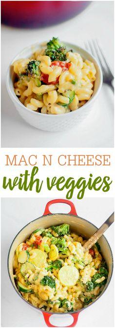 Roasted Vegetable Ma