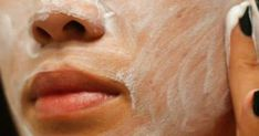 How to Clean Clogged Pores. If you're struggling with acne, you may have dirt, oil, or other grime trapped in your pores. While the actual size and appearance of your pores are genetic and can't be changed, there are a few ways deep-clean. Clogged Pores, Chemisches Peeling, Beauty Base, Face Cream For Wrinkles, Acne Face Mask, Acne Skin, Clean Pores, Homemade Face Masks, Recipes