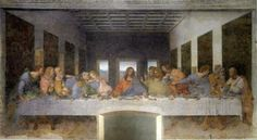 The Last Supper is a late 15th-century mural painting by Leonardo da Vinci in the refectory of the Convent of Santa Maria delle Grazie, Milan.