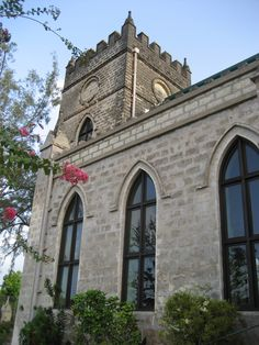 St.Philip Parish Church, Barbados