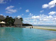 InterContinental Fiji Golf Resort & Spa: Main pool ( Adults only)