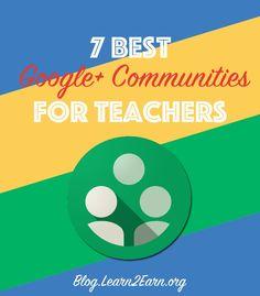7 Best Google+ Communities for Teachers