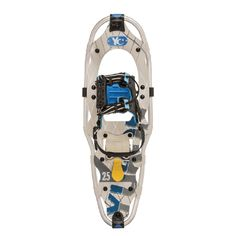 up to 250lbs Men/'s 9x30 - Blue Yukon Charlie/'s Elite Spin Snowshoes