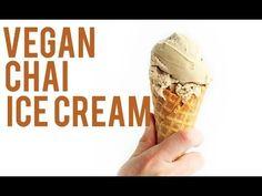 Vegan Chai Ice Cream | Minimalist Baker Recipes