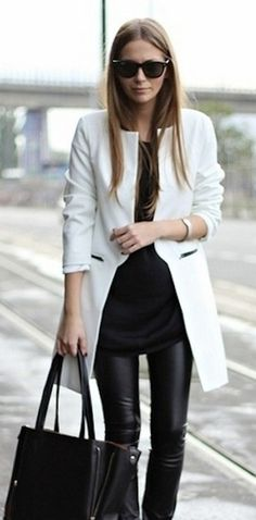 Office chic for fall