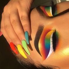 Gorgeous Makeup: Tips and Tricks With Eye Makeup and Eyeshadow – Makeup Design Ideas Makeup Eye Looks, Cute Makeup, Glam Makeup, Makeup Inspo, Makeup Inspiration, Nail Inspo, Makeup Ideas, Makeup Tips, Makeup Tutorials