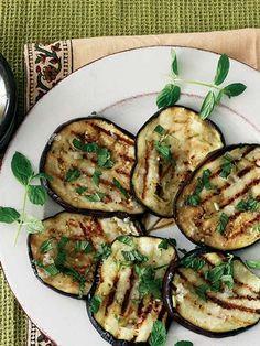 Sarımsaklı ızgara patlıcan Tarifi - Türk Mutfağı Yemekleri - Yemek Tarifleri