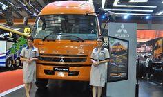 Mitsubishi Fuso Luncurkan Varian Fighter Terbarunya di GIICOMVEC Busses, Dan, Trucks, Vehicles, Truck, Rolling Stock, Buses, Vehicle, Cars