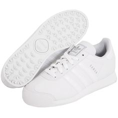 adidas Originals Kids Samoa (Big Kid) ($57) ❤ liked on Polyvore featuring shoes, sneakers and sneakers & athletic shoes