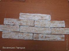 Кирпичики (искусственный камень) своими руками для барельефов. Ссылка на мастер-класс: http://stranamasterov.ru/node/690531