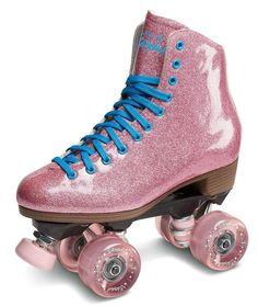 #Stardust! Skate the rest of summer in a glitter dream! #StardustSkates #glittermania #suregrip #shoplocal #skates #sparklenroll