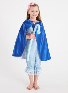 Buy Disney Toy Story 4 Blue Bo Peep Costume Set - years at Argos. Thousands of products for same day delivery or fast store collection. Jessie Toy Story Costume, Toy Story Costumes, Fancy Dress For Kids, Pink Belt, Alice Band, Bo Peep, Disney Toys, Costume Dress, Up Styles