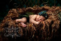 Happy Snuggle Time for a Cutie Pie Baby!  Newborn Photography Prop Fringe Blanket by BabyBirdz : I LOVE HER SMILE! $95.00