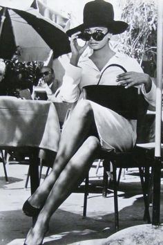 Sophistication..Sofia Loren