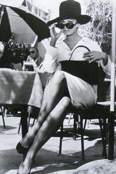 Sophistication..Sofia Loren