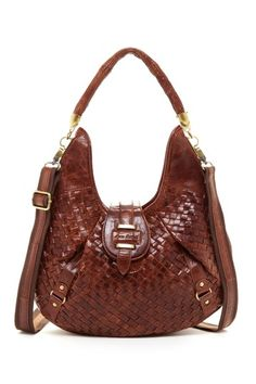 Woven Hobo by Love Stitch on @HauteLook $160, down from $318. js