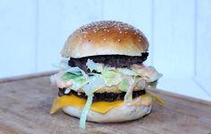 Big Mac Style Burger