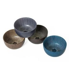 Konomi Tokusa Bowls Set Of 4 now featured on Fab.