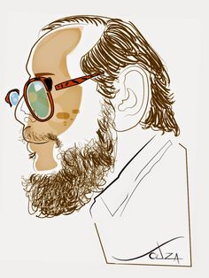 Homenagem da SouzaArte ao Cartunista Paulista Gual http://www.souzaarte.com/#!/cnfd