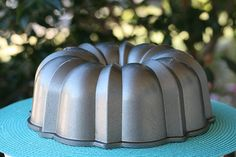 Food Librarian's Bundt Collection