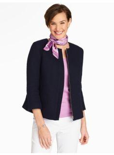 Fairfield Zip-Front Jacket