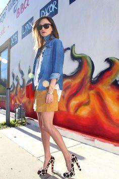 #streetmoda fierce heels #swag . Freaking cute cow heels :)