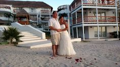 Thank you to Laura W. for sharing this beautiful shot from her wedding at Sunscape Sabor Cozumel! So honored you chose to begin your lives together with us!