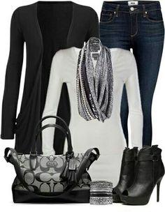 Black fashion , see more here : www.lolomoda.com www.fashioniconusa.com