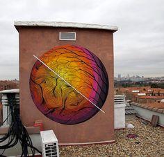 New Tree Murals by Pablo S. Herrero