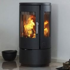 Charnwood Tor Pico glass on three sides Stoves Pinterest