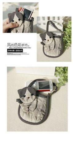 PORTA CELULAR ~ Get Ozzi #Cat #Magazine - All about #cats! >> http://OzziCat.com.au
