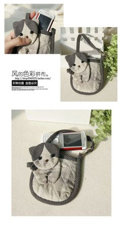 Kitty bag