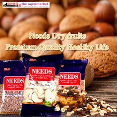 Shop Now ‪#‎Dryfruits‬ for your good ‪#‎health‬ Needs The Supermarket - Online Grocery Store in Ghaziabad Delhi NCR sale out the Many types of Dry Fruits