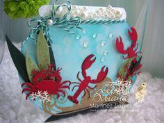 fish bowl for summer | par Bibianas Cards-r-recherche google