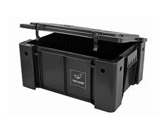Stop messing around with temporary cargo carrying solutions. Get down to business with these clip-to-close, stackable and durable storage containers. Front Runner Wolf Packs can be used alone or as components for Front Runner Wolf Pack Drawer Systems, Fro Truck Storage Box, Roof Storage, Camping Storage, Locker Storage, Storage Boxes, Storage Containers, Outdoor Storage, Hunting Truck, Navara D40