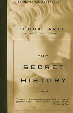 My review of The Secret History by Donna Tartt