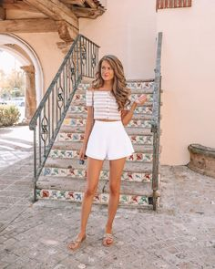 Everything I Wore in Palm Springs – Southern Curls & Pearls Spring Summer Fashion, Spring Outfits, Trendy Outfits, Cute Outfits, Fashion Outfits, Preppy Fashion, Classy Fashion, Fashion Fashion, Fashion Trends